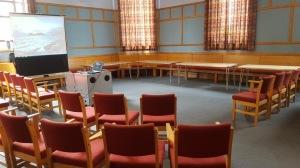Quaker meeting room Sheffield