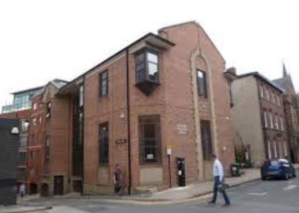 Sheffield Quaker Friends Meeting House building